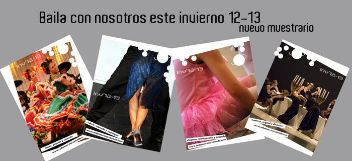 Baila al ritmo del invierno 12-13