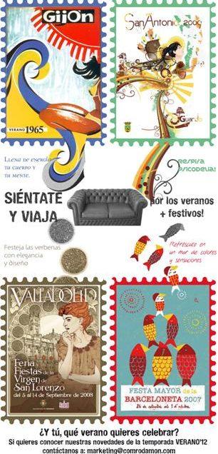 Espacio primavera – verano 2012 ¿Y tú, qué verano quieres celebrar?