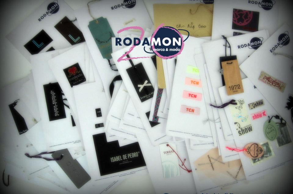 Rodamon M&M, 20 años etiquetando marcas