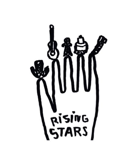 Rising Stars, Etiquetado del Mes de enero