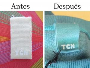 Serigrafía para etiquetas