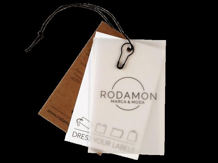 Hangtag Rodamon