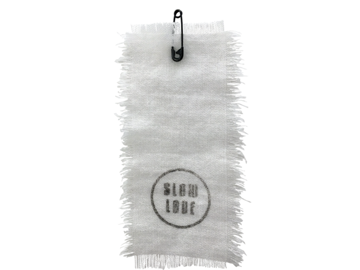 Hangtag Slow Love