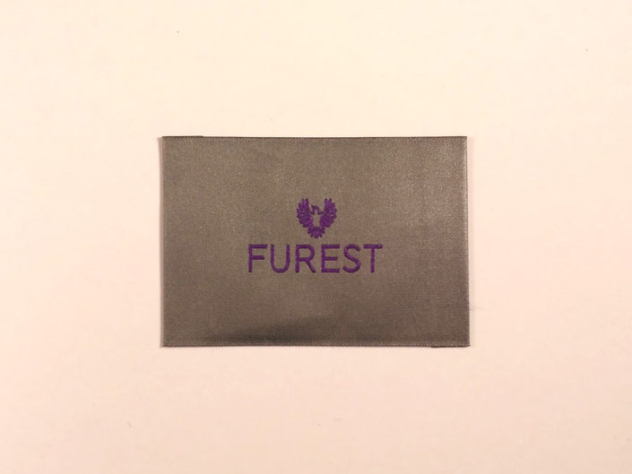 LABEL WOVEN FUREST