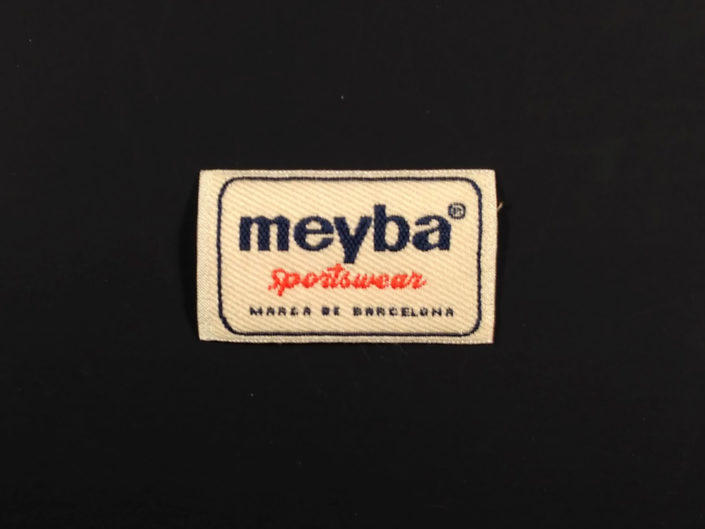 LABEL WOVEN MEYBA