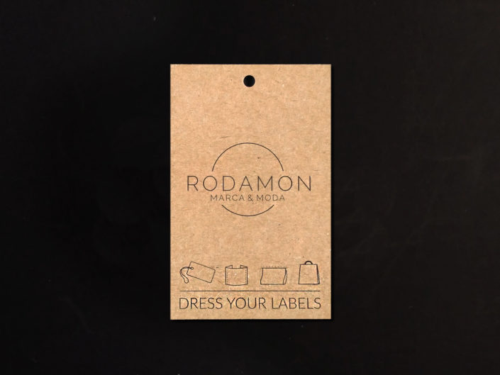 Card visit Rodamón